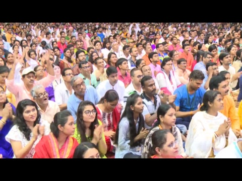 26 May: I Meditate Africa with Gurudev Sri Sri Ravi Shankar