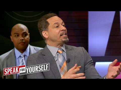 Chris Broussard on Barkley's comment about Draymond, the Cavs Gm. 1 win | NBA | SPEAK FOR YOURSELF