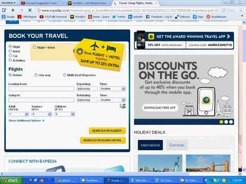 Expedia to accept Bitcoin payments for hotel booking