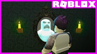 THERE ARE GHOSTS IN ROBLOX