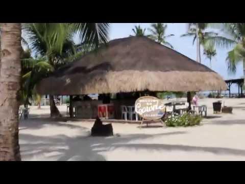 COWRIE ISLAND IN PUERTO PRINCESA PALAWAN