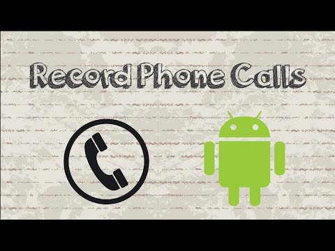 How to record phone calls on Android | No Root & Automatically