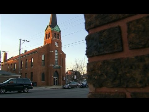 Chicago sanctuary church shelters immigrants