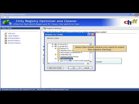 Registry Cleaner Software to Clean all unusable & Temp Files From Windows Registry