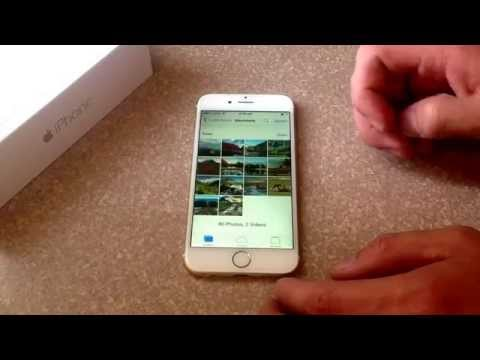 iPhone 6 / iPhone 6 plus - how to screenshot
