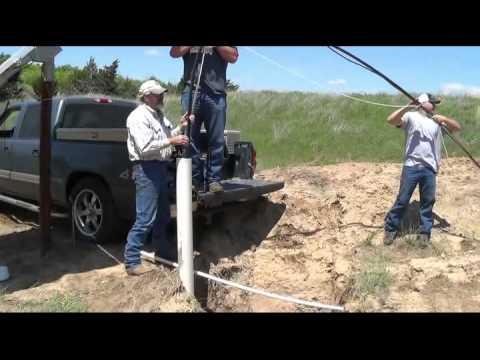 Advanced Power Inc. K1000 High Flow Deep Well System Installation