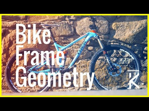 Mountain Bike Frame Geometry Explained | Skills with Phil
