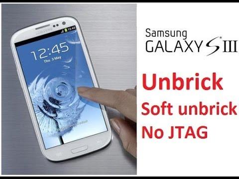 FIX DEAD / Unbrick Samsung Galaxy S3 i747M - Easy Method using SD card & debrick image