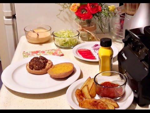 DIY Chipotle Black Bean Burger(Vegan,Oil-Free)