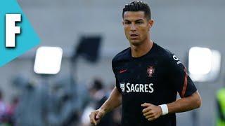 Cristiano Ronaldo Treinamento Juventus ll Dribles , Finalizações e Velocidade #1