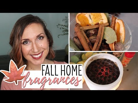 How to Make Your House Smell AMAZING | Natural Home Fragrance