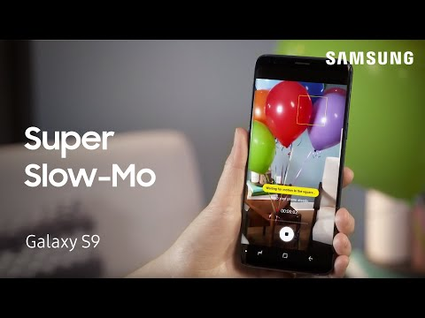 Super Slow-Mo Tips on Your Galaxy S9 S9+
