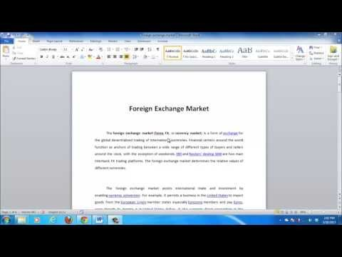 How to Add Endnote in Word
