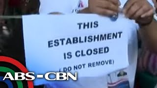 TV Patrol: 5 provincial bus terminal sa Cubao, ipinasara