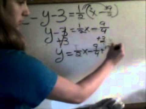 Finding a circumcenter of a triangle