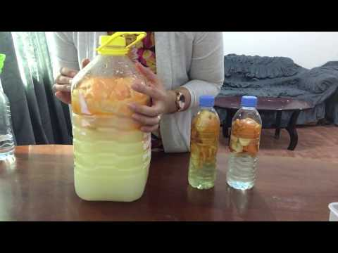 How To Make Your Own Orange Peel Cleaning Vinegar