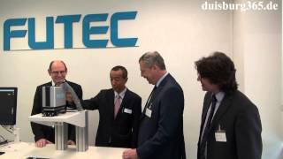 Futec - Neuansiedlung Der Europazentale In Duisburg Hochemmerich Durch Die Gfw