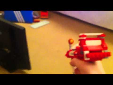 Lego WaW zombies Ray gun life size