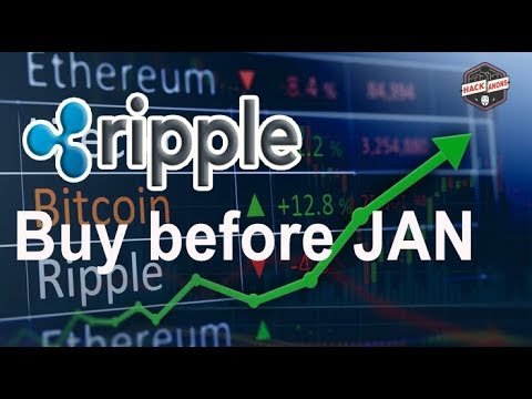 BUY Ripple Coin before Jan 2018   HERE IS WHY  - 2nd LARGEST CRYPTOCURRENCY UNDER BITCOIN