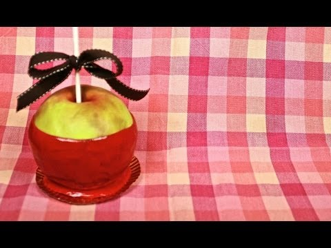 Candy Apple Cake-How-to
