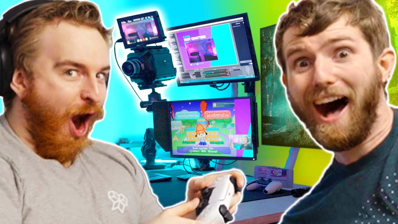 The Jankiest EXTREME Gaming Setup - Intel $5,000 Extreme Tech Upgrade