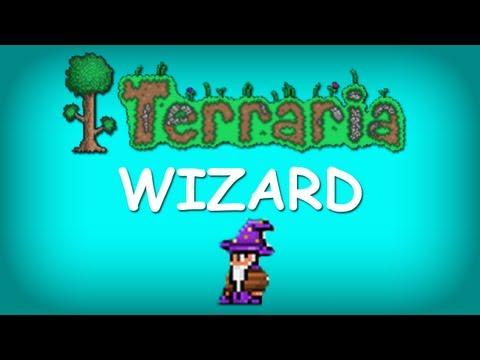 Terraria - How to get the Wizard NPC