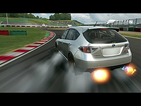 Forza Motorsport 7 | Subaru WRX STi RWD Drift Build