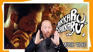 Takkaru Takkaru Song | REACTION | Hiphop Tamizha