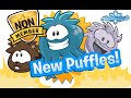 Club Penguin New Puffles in 2015, 2016 and 2017