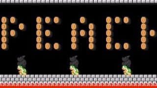 nintendo sirens ns prologue1 by claire  nintendo sirens  super mario maker  no commentary