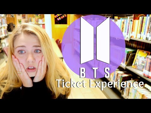 BTS Love Yourself World Tour TICKET EXPERIENCE | EMOTIONAL ROLLERCOASTER