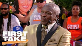 Floyd Mayweather Sr. not concerned about son fighting Conor McGregor | First Take | ESPN