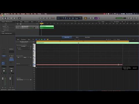 Note Lengths (Drum Programming Secrets)