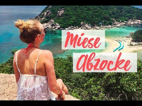 Von Koh Tao nach Krabi |✈  Backpacking in Thailand