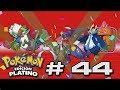 Guía Pokémon Platino # 44 ( Liga Pokémon