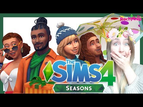 The Sims 4 Seasons Trailer REACTION+BREAKDOWN
