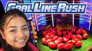 Goal Line Rush Jackpot! - Arcade Ticket Game