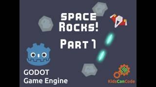 Space Rocks! Godot Tutorial Part 2 - PakVim net HD Vdieos Portal