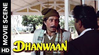 Ajay the action star | Dhanwaan | Movie Scene