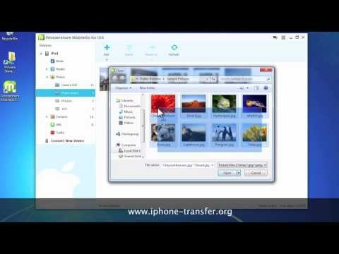 iPad Photos Manager: How to Transfer Photos from iPad Mini to PC by iPad Mini to new computer