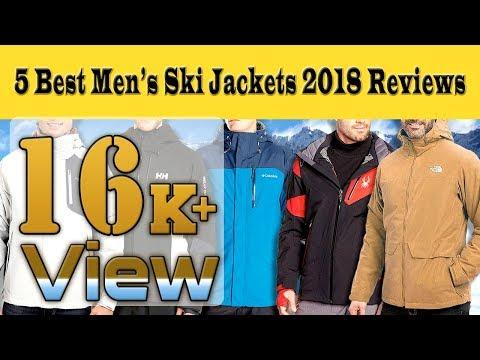 5 Best Mens Ski Jackets 2017 | Best Cold Weather Jacket Reviews | Best Jackets for Snow