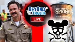 Scream 5 David Arquette RETURNS! Disney Springs Coronavirus WARNING