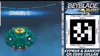 beyblade burst scan codes luinor l3