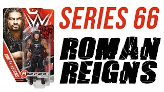 WWE FIGURE INSIDER: Roman Reigns - WWE Series 66 WWE Toy Wrestling Action Figure