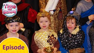 Nativity   Time For School   FULL EPISODES
