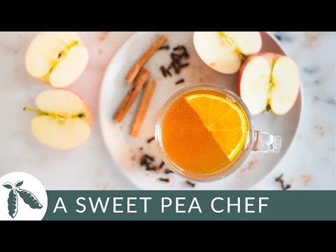Xxx Mp4 Easy Homemade Hot Apple Cider Healthy Holiday Drink A Sweet Pea Chef 3gp Sex