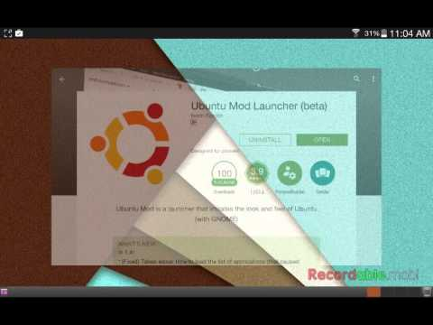 How to run ubuntu on android!!!!!!