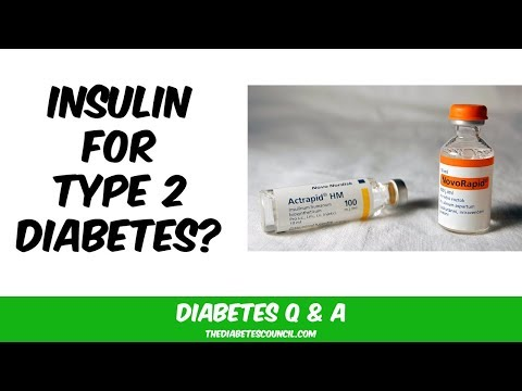 Why Do I Need Insulin If I Have Type 2 Diabetes?