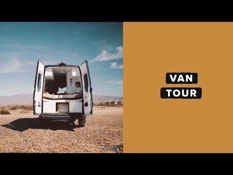 Sprinter Van Conversion Tour | Van Life