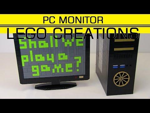 LEGO PC MONITOR
